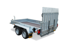 Tipologia Humbaur trasporto macchine da cantiere - Senko
