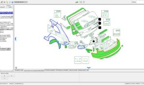 Sistema audatex per la redazione di preventivi riparazione
