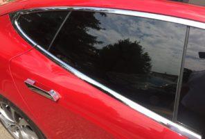 Oscuramento vetri in tinta 50% Tesla