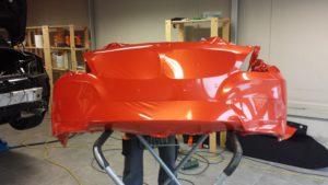 Car Wrapping Paraurto anteriore BMW Z4